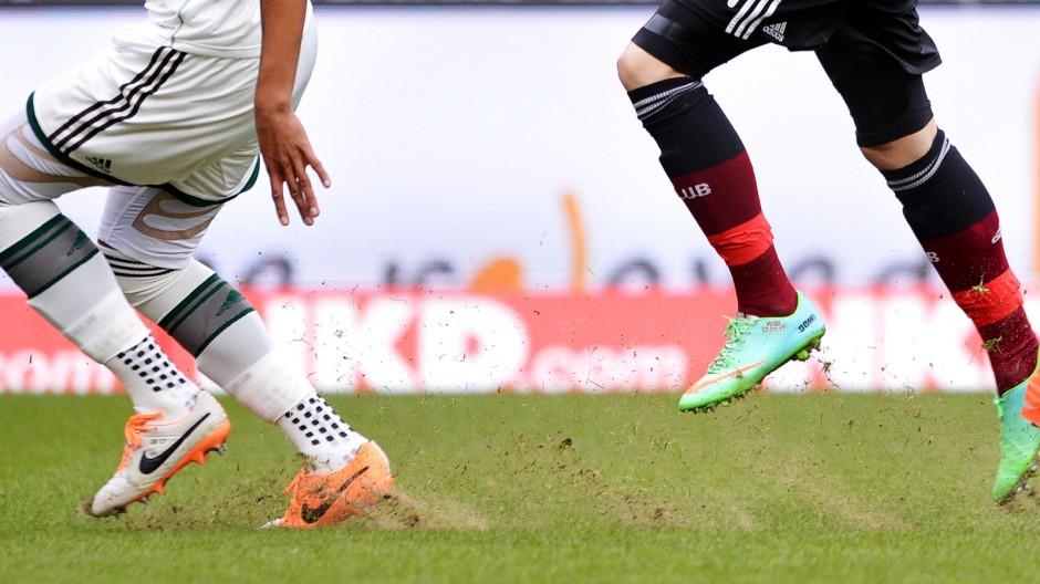 1. FC Nürnberg - FC Bayern München 0:2