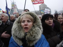 Ukraine, Klitschko, Janukowitsch