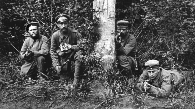 Erster Weltkrieg - Westfront