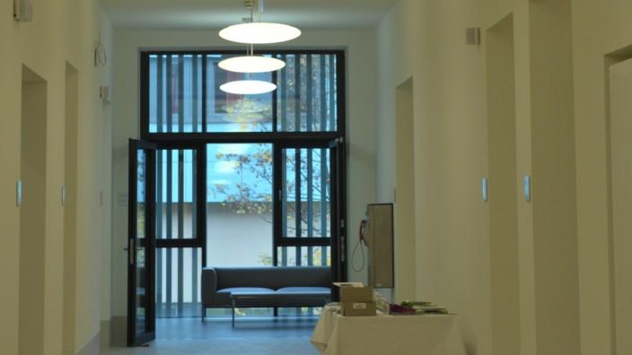 Psychiatrische Klinik auf dem Gelände des Klinikums Schwabing in München, 2013