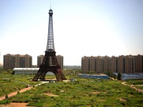 Eiffelturm in China
