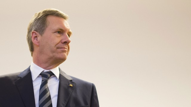 Trial Of Christian Wulff Continues