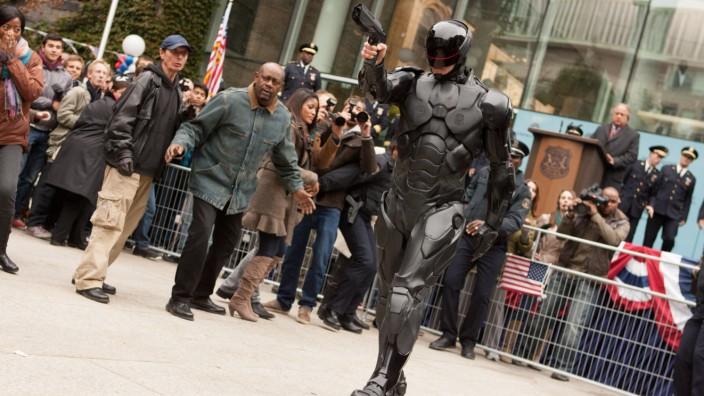 Kinostarts - 'Robocop'