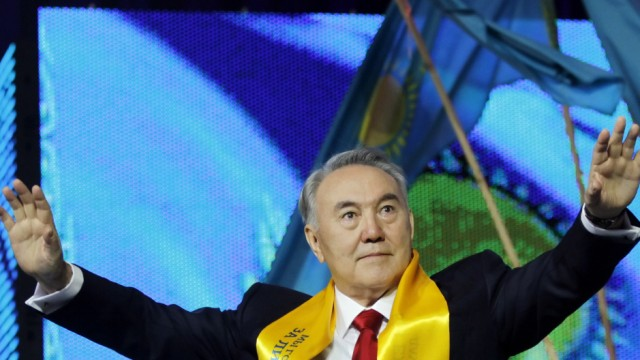 The presidential elections in Kazakhstan