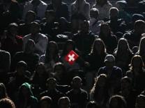 Schweiz,  Zuwanderung