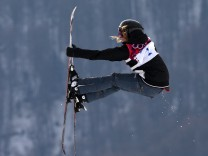 Freestyle Skiing - Winter Olympics Day 4
