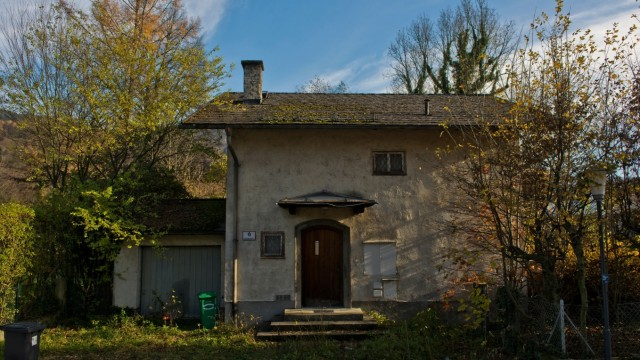 The House Of Art Collector Cornelius Gurlitt In Salzburg