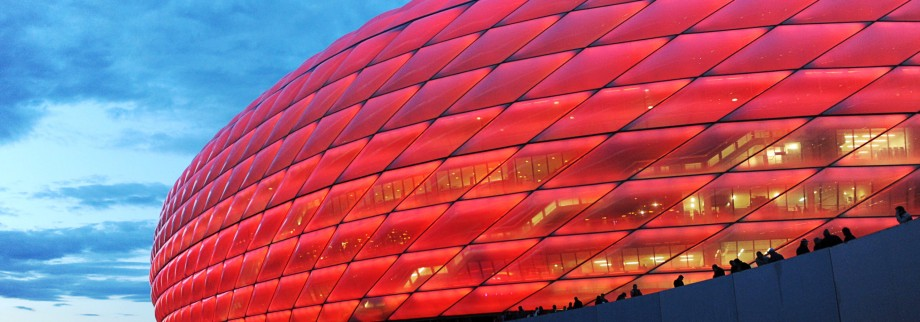 Champions League - FC Bayern München - Manchester United