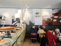 Restaurant Ella, Lenbachhaus