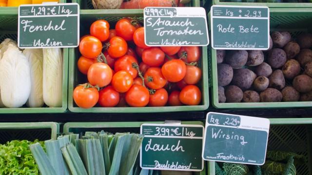 Studie zum Einkaufsverhalten bei Bio-Lebensmitteln