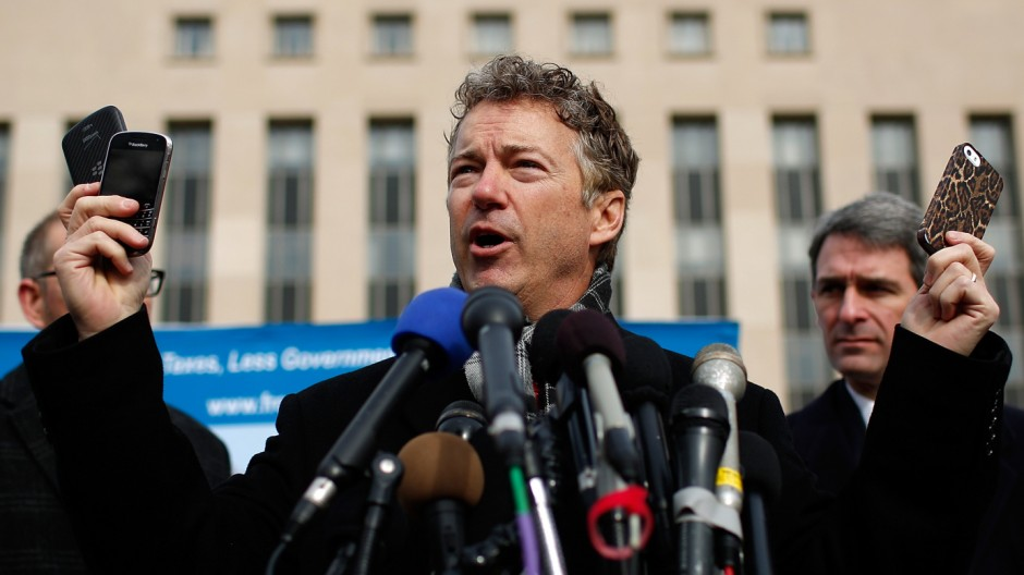 Rand Paul Announces Class Action Lawsuit Against Obama, Intelligence Chiefs