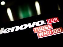 Logo von Lenovo
