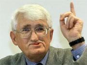 Jürgen Habermas, ddp