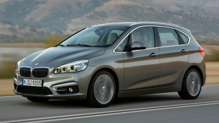Der BMW 2er Active Tourer