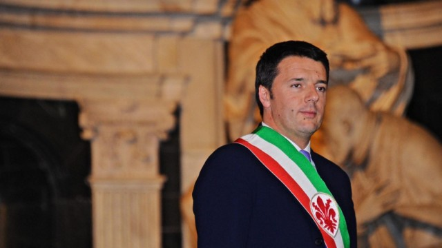 Matteo Renzi might succeed as new Prime Minister