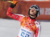 Sotschi 2014 - Ski alpin - Maria Höfl-Riesch