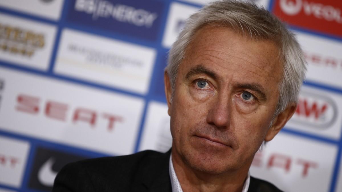 Hamburger SV entlässt Trainer Bert van Marwijk