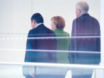 Fall Edathy: Große Koalition in der Regierugnskrise