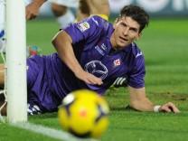 ACF Fiorentina v FC Internazionale Milano - Serie A Mario Gomez