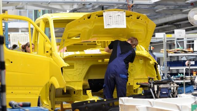 Produktionsjubiläum bei Mercedes-Benz in Brandenburg
