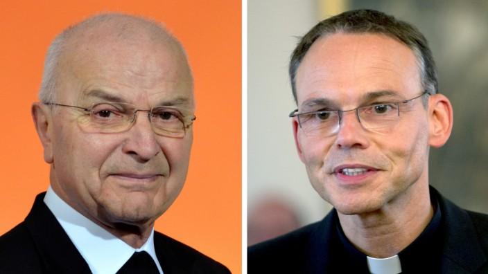 Franz Kaspar und Franz-Peter Tebartz-van Elst