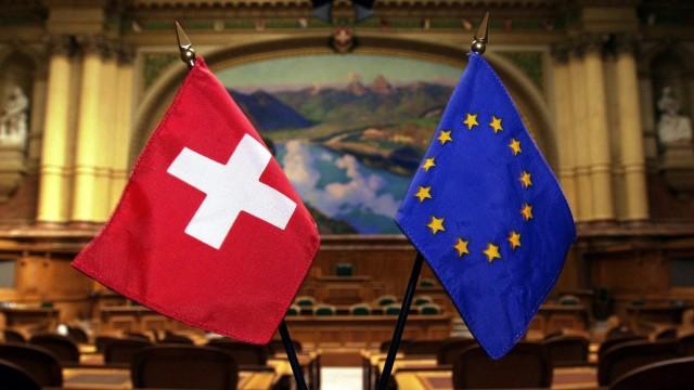 Schweizer Volksabstimmung gegen Masseneinwanderung