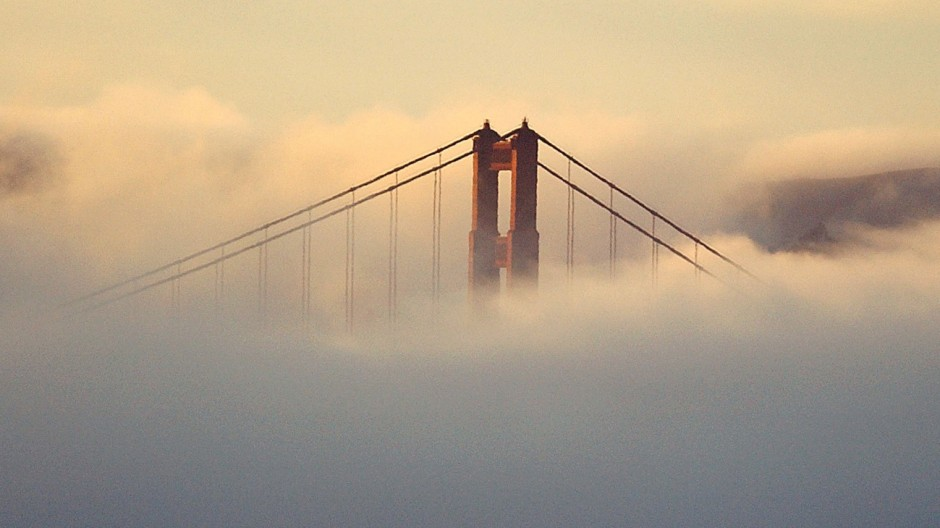 File photo of the Golden Gate Bridge in San Francisco