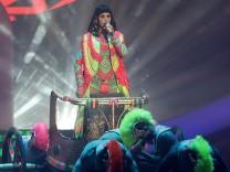 Ceremony - Brit Awards 2014