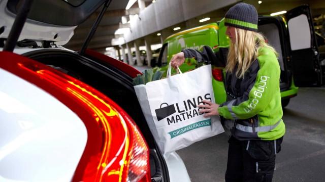 Pilotprojekt:Volvo macht das Auto zur privaten Paketstation