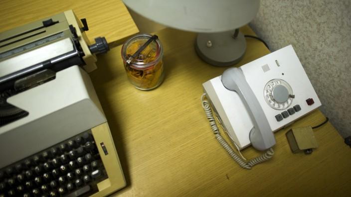 Tag der offenen Tür in Stasi-Gedenkstätte