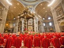 Presserat: 2013 viele Beschwerden über Umgang mit Papst-Wahl