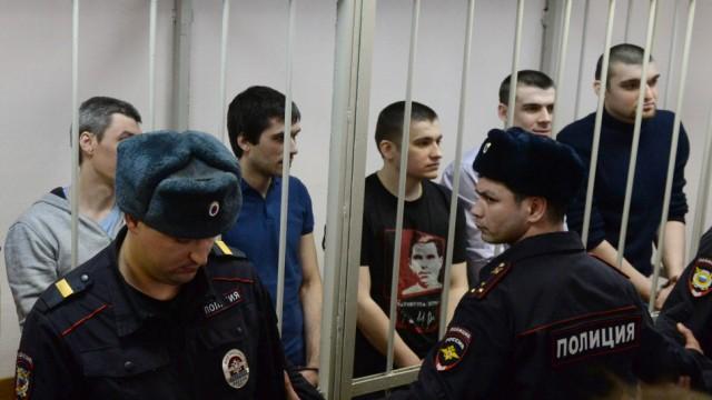 Justiz Bolotnaja-Prozess