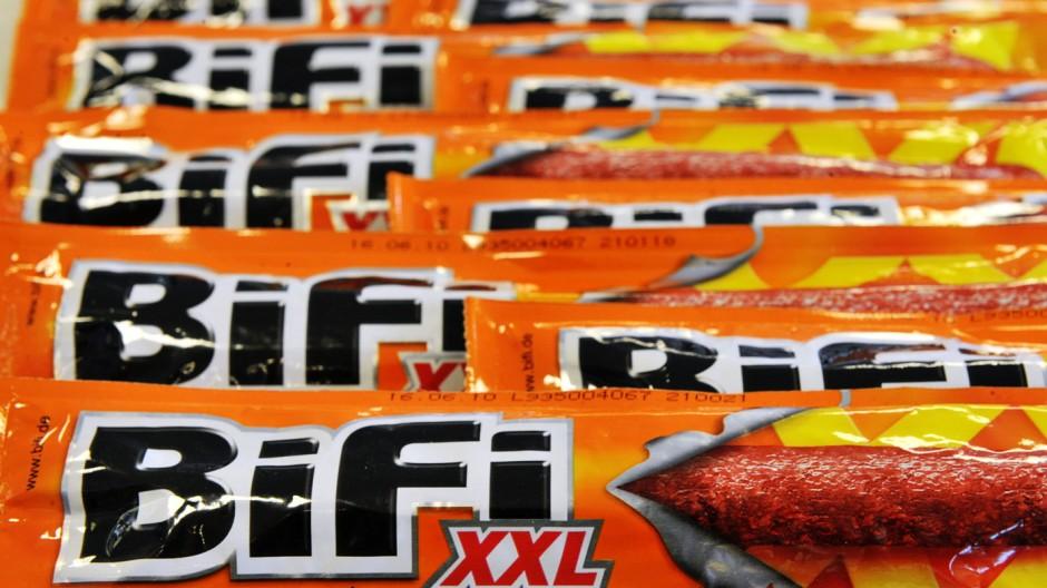 Bifi - Packungen zurückgerufen