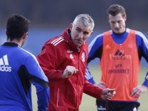 Hamburger SV - Training Session And Press Conference