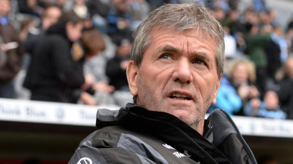 TSV 1860 München - SC Paderborn 07 Friedhelm Funkel