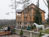 Ukraine; Kiew; Janukowitsch; Residenz; Storify