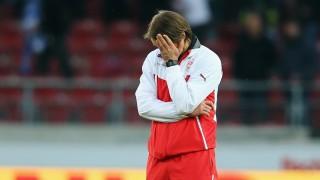 VfB Stuttgart v Hertha BSC - Bundesliga Thomas Schneider