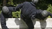 Sondereinsatzkommande SEK der Polizei; AP