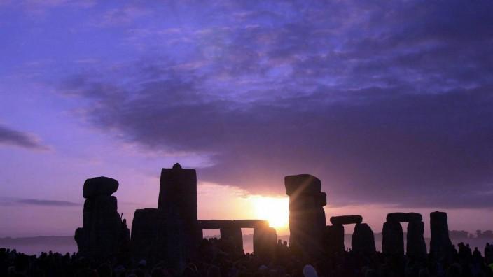 Akustisches Phänomen in Stonehenge