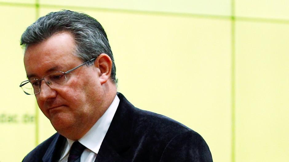 ADAC-Geschäftsführer Karl Obermair muss nun auch gehen.