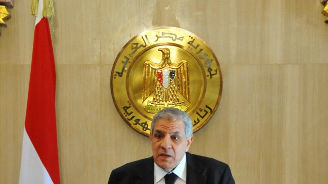 Egypt housing minister to be new premier