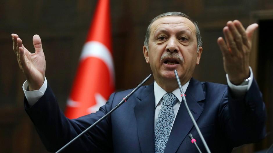 Regierungskrise in der Türkei Korruptionsaffäre in der Türkei