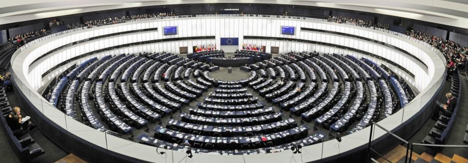 Europaparlament in Strasburg
