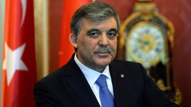Abdullah Gül Türkei
