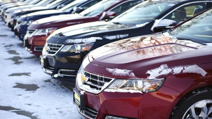 Autos von General Motors