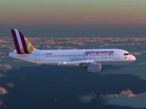 Germanwings-Flugzeug