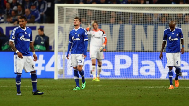 FC Schalke 04 v Real Madrid CF - UEFA Champions League Round of 16