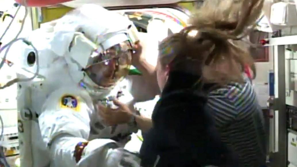 Vorwürfe an Nasa nach Astronauten-Unfall