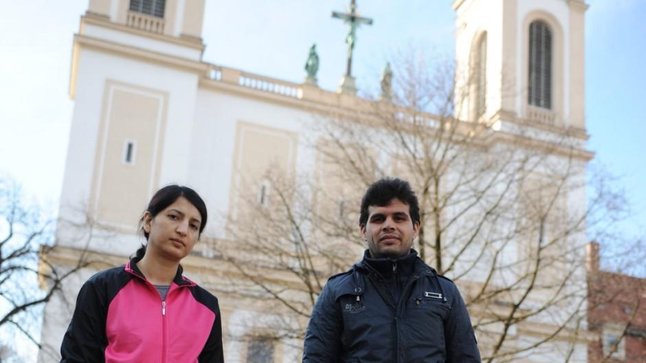 Asyl Kirchenasyl in München
