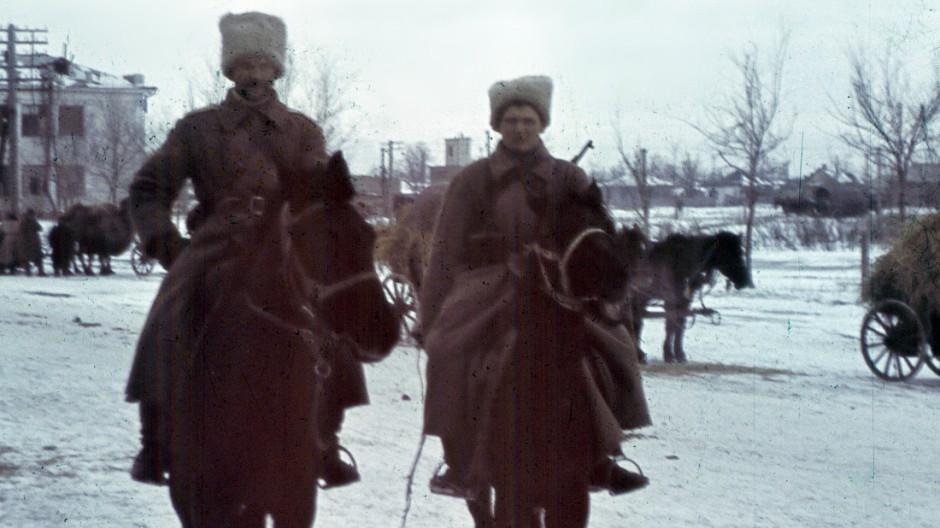 Tartaren Zweiter Weltkrieg Krim